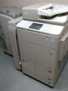 Canon Ir c7260 Advance Color Copier Printer 60 Page Per Minute