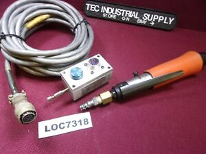 Gse Socket Wrench Torque Transducer 100 In Lbs Pneumatic Runner Loc7318
