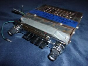1962 1963 Ford Fairlane Working Am Radio 3tb0 Bench Tested With Warranty