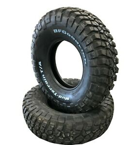 2 New Tires 265 75 16 Bf Goodrich Mud Terrain Ta Km2 10ply Lt265 75r16
