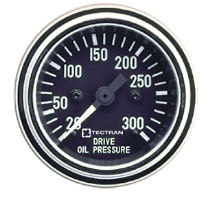 Gauge Mech Drive Oil Psi 400 pack Of 1