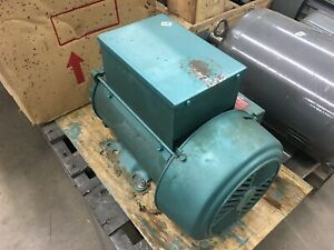 Leroy Somer Nxfl 5 184t 5 Hp Ac Motor 208 230 Volts Single Phase 184t Freight