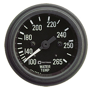 Gauge Mech E m Water Temp 144in pack Of 1