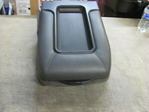 Chevy Silverado Avalanche Tahoe Sierra Center Console Gray Jump Seat 99 06 Gm