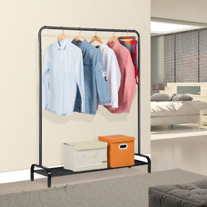 Heavy Duty Commercial Grade Clothing Garment Shoes Clothes Stand Rack
