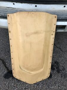 Chevy Hood Scoop Cowl Induction Ford Vtg Hot Rod Engine Car Truck Mopar