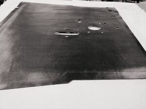 1933 34 Plymouth Dodge Floor Mat Reproduction