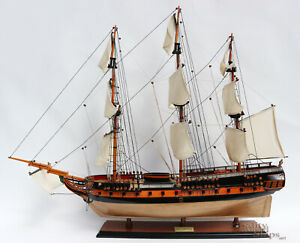 Hms Surprise Handcrafted Ship Model 38 Full Assembled Ready For Display