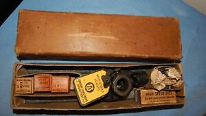 Vintage Armstrong Adjustable Stock And Dies No 1 Set 1 4 3 4 Usa