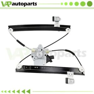 Power Window Regulator For 2011 2015 Chevy Cruze Front Lh W Motor
