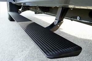 Amp Research Powerstep 2001 2006 Chevy Silverado 1500hd Running Boards 75113 01a