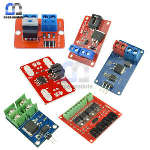Irf520 Irf540 Mosfet Current Switch Module 1 4 Channel 1 4 Route Mosfet Button