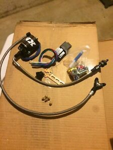 Nx Nitrous Express Dry Parts And Add On Kit Big Solenoid 15300l Jets