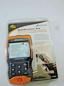 New Actron Autoscanner Pro Obd Ii 2 Scan Tool Brake System Service Cp9695