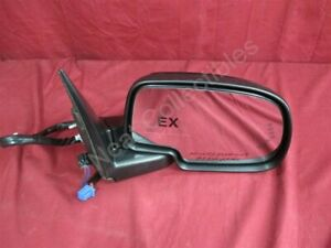 Nos Oem Chevrolet Avalanche 1500 Power Mirror W Signal 2003 06 Right Hand Export