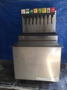 Lancer 2308 Ice Cooled Fountain Drink Dispenser