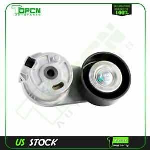 A C Serpentine Belt Tensioner Assembly For 04 11 Cadillac Cts Srx Sts 2 8l 3 6l