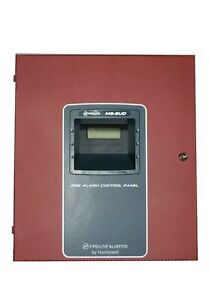 Ms 5ud 3 Fire lite Honeywell 5 Zone Conventional Fire Alarm Control Panel