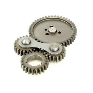 Comp Cams 4100 Dual Ider Timing Gear Drive Kit Small Block Chevy