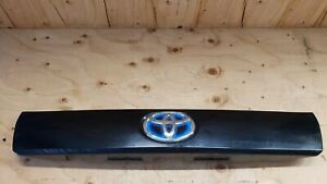 2012 2013 2014 2015 Toyota Prius V Rear Trunk Garnish Trim 76801 47090 Black