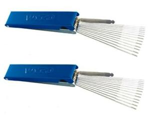 2 Each Wypo Long King Torch Tip Cleaner Set For Victor Harris Smith Made In Usa