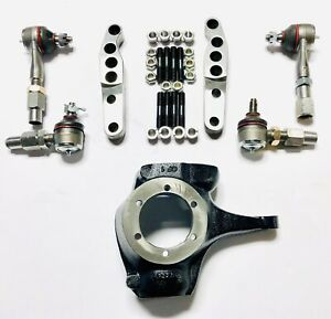 Dana 44 High Steer Crossover Steering Kit For 1 Ton Gm Chevy With Studs Knuckle