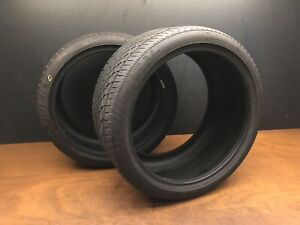 Continental Extreme Contact 295 30 19 Used Tire Tires 4 5 32nd 40 50 Set Pair