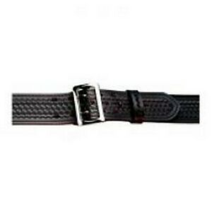 Safariland 87 36 8 Suede Lined 2 25 Duty Belt Basketweave Nickel Buckle 36