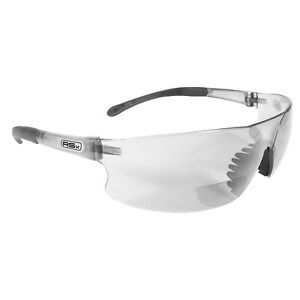 Rad Sequel Bifocal Clear 1 5 Lens Safety Glasses Reading Readers Magnifier Z87