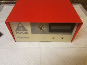 Placid Industries Ps 24 m Power Supply 110v 24v