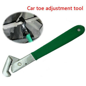 Car Truck Toe Adjustable Wrench Wheel Alignment Wrench Universal For Most Cars