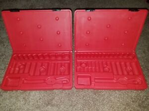 Matco Tools Socket Set Storage Containers Organizers 3 8 Drive Metric And Sae