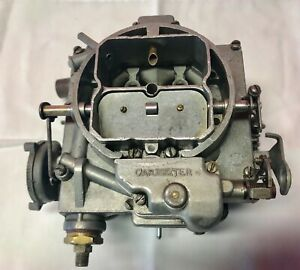 Chevrolet Corvette 1963 65 Carter Carburetor Wcfb 1672