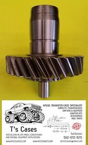 Gmc Chevy 32 Spline Np203 Input Shaft Turbo 400 Type For Np205 Np203 Doubler