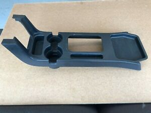 2008 2012 Ford Escape Center Console Shifter Bezel Cup Holder Base Oem