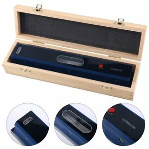 12 Master Precision Level In Fitted Box For Machinist Tool 0 0005 10 Usa