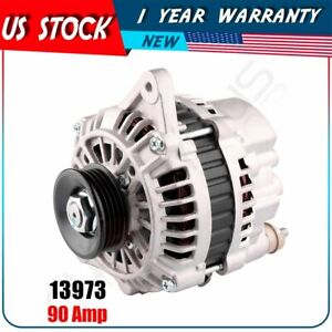 Alternator For Hyundai Elantra Kia Spectra 2004 2005 2006 12v Kia Sportage 2 0l