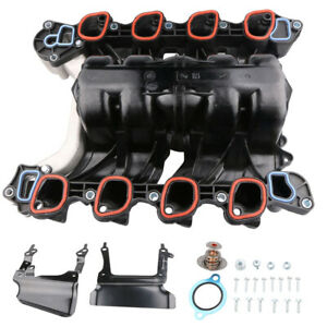 Upper Intake Manifold For Ford Mustang Thunderbird Lincoln Town Car 4 6l V8