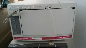 Beckman Coulter System Gold Hplc 166p Detector Catalog No 728697