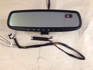 Gentex Mirror With Auto Dimming Homelink And Compass Gntx 453