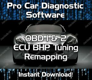 Obd1 Obd2 Car Diagnostic Software Ecu Bhp Tuning Remapping Elm 327 Download