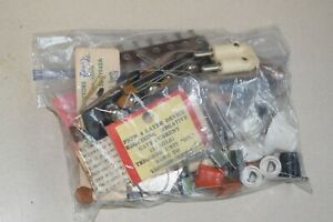Mixed Grab Bag Of Electronic Components Rectifiers Capacitors Switches Diodes