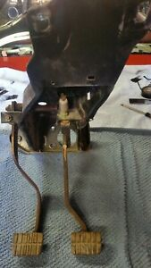 79 Datsun 210 Brake Clutch Pedal Assembly