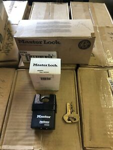 Lot Of 6 Master Lock 6325ka Keyed alike Padlock brand New