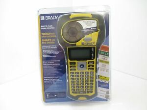 Bmp21 plus Bmp21plus Brady Portable Label Printer new Sealed