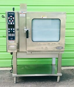 Alto Shaam Combitherm Oven 7 14 Mlg Natural Gas With High Stand