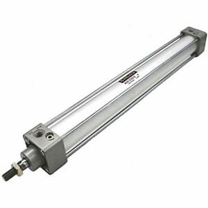 Pneumatic Air Cylinder Sc 32 X 450 Pt 1 8 Bore 1 4 Inch Stroke 18 Screwed Rod
