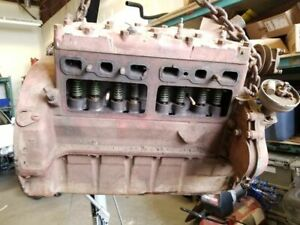1950 S Ford Model 8n Tractor Motor Complete