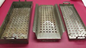 Pelton And Crane Ocr Autoclave Tray Set