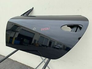 Porsche 997 911 Gt3 Turbo Aluminum Oem Left Door Shell Black